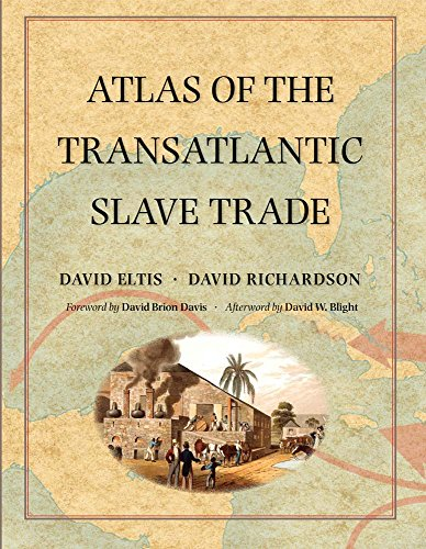 9780300212549: Atlas of the Transatlantic Slave Trade (The Lewis Walpole Series in Eighteenth-Century Culture and History)