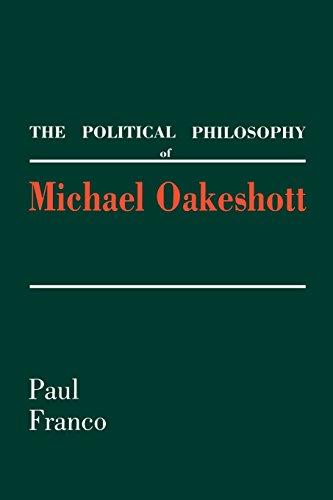9780300213188: The Political Philosophy of Michael Oakeshott