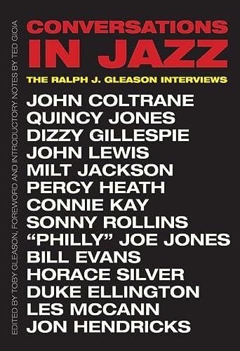 9780300214529: Conversations in Jazz: The Ralph J. Gleason Interviews