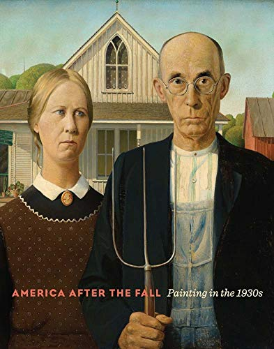 9780300214857: America after the Fall: Painting in the 1930s