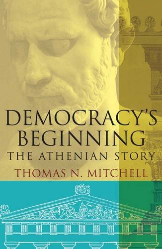 9780300215038: Democracy's Beginning: The Athenian Story