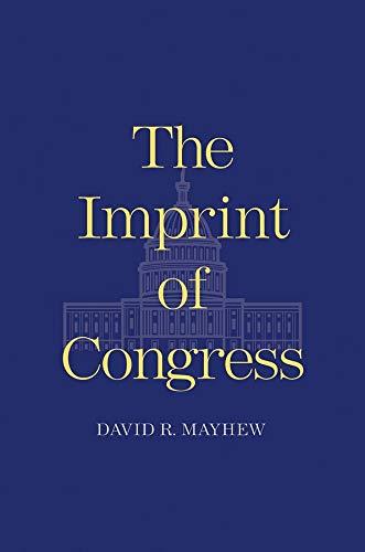 The Imprint Of Congress