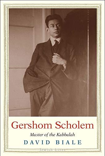 9780300215908: Gershom Scholem: Master of the Kabbalah (Jewish Lives)