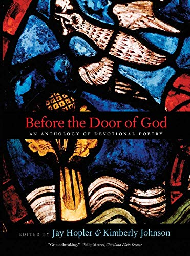 9780300216752: Before the Door of God: An Anthology of Devotional Poetry