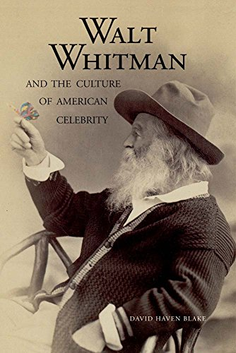 9780300217131: Walt Whitman and the Culture of American Celebrity