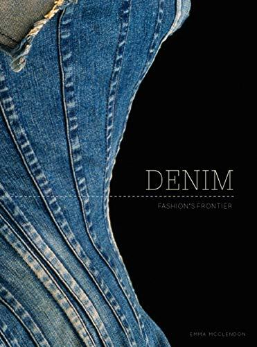 9780300219142: Denim: Fashion's Frontier
