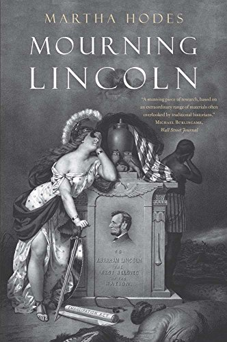 9780300219753: Mourning Lincoln