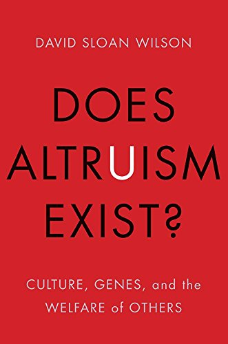 9780300219883: Does Altruism Exist?: Culture, Genes, and the Welfare of Others (Foundational Questions in Science)