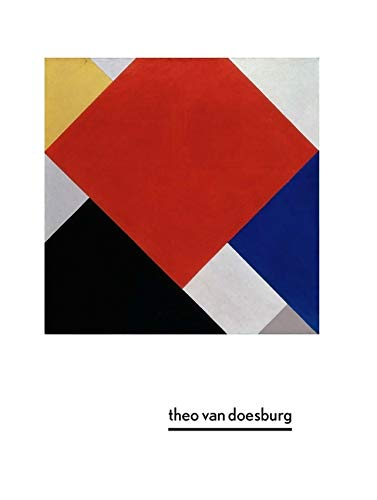 Theo Van Doesburg (Hardcover): Gladys Fabre