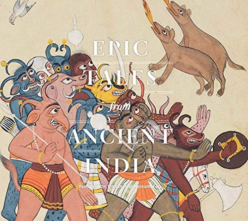 9780300223729: Epic Tales from Ancient India: Paintings from The San Diego Museum of Art