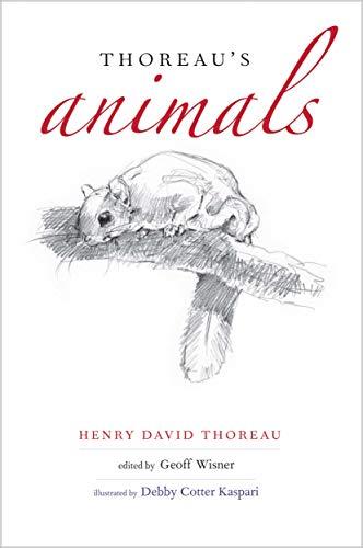 9780300223767: Thoreau's Animals