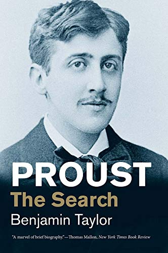 Proust: The Search (Jewish Lives): Taylor, Benjamin