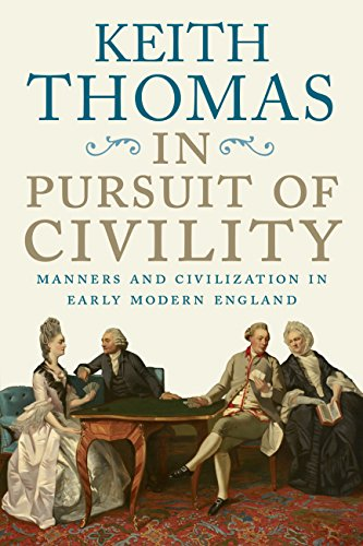 9780300235777: In Pursuit of Civility: Manners and Civilization in Early Modern England