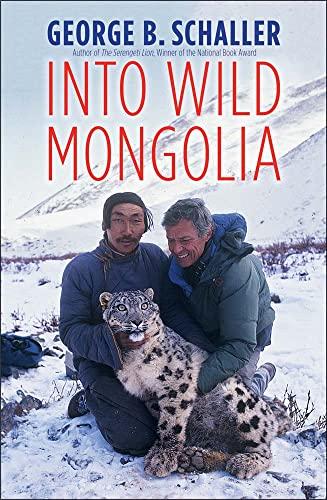 9780300246179: Into Wild Mongolia