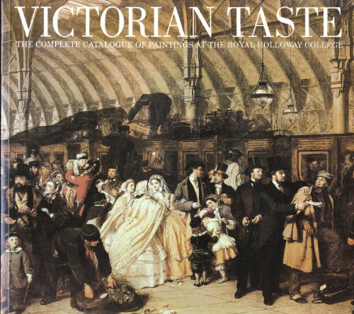 9780302005521: Victorian Taste: Complete Catalogue of