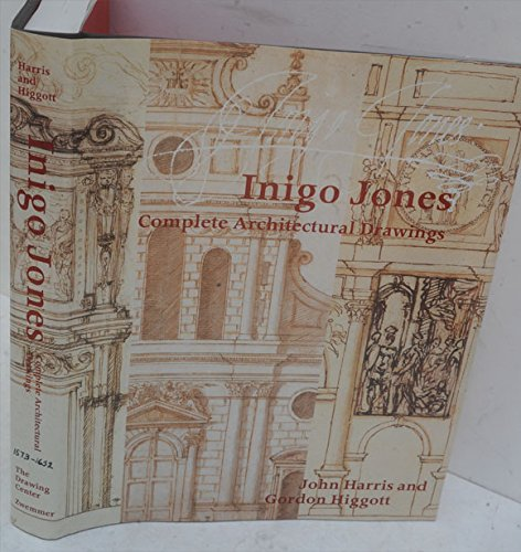 9780302006085: Inigo Jones: Complete Architectural Drawings (Studies in Architecture)