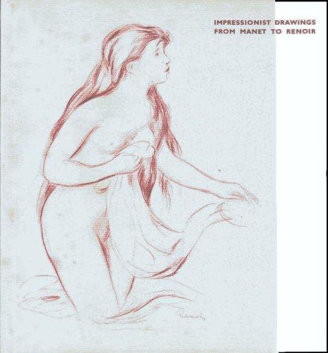 Impressionist Drawings from Manet to Renoir: Skira, Albert