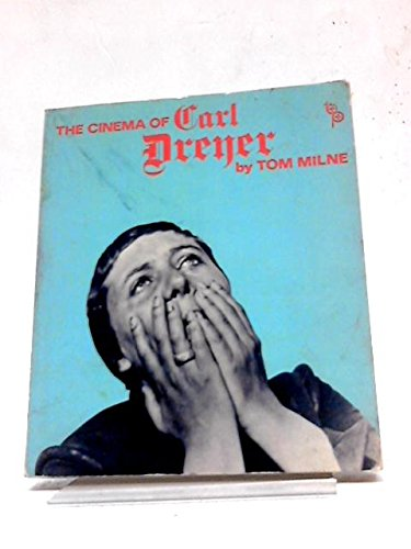 9780302020579: The Cinema of Carl Dreyer