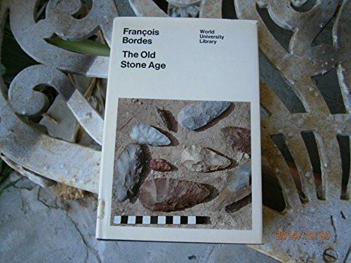 9780303175810: Old Stone Age (World University Library)