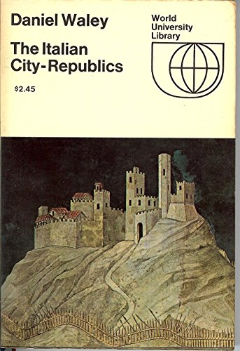 9780303175940: Italian City Republics (World University Library)