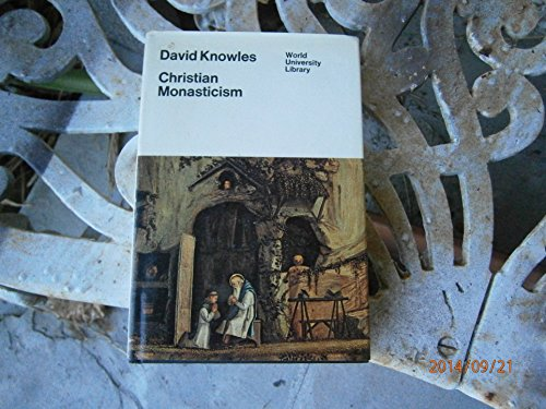 9780303746171: Christian Monasticism (World University Library)