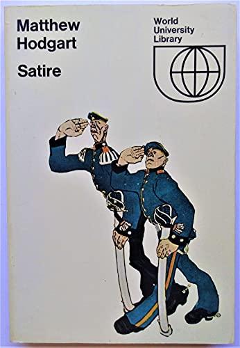 9780303746324: Satire (World University Library)