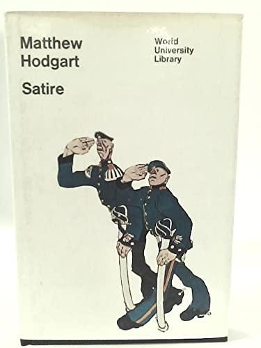 9780303746331: Satire (World University Library)