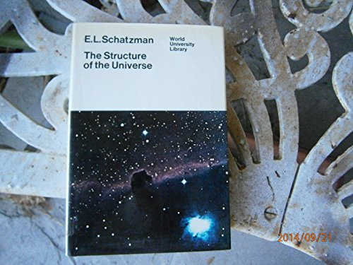 9780303747116: Structure of the Universe (World University Library)