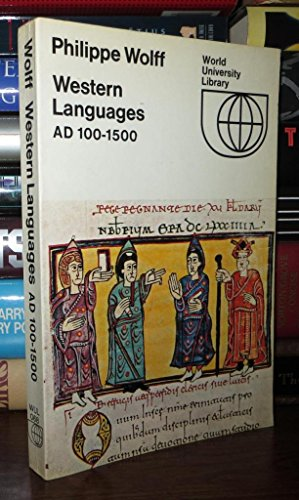 9780303762812: Western Languages, A.D.100-1500 (World University Library)
