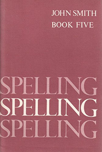 9780304292059: Spelling Book 5