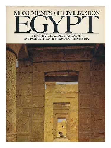 9780304292882: Egypt (Monuments of Civilization)