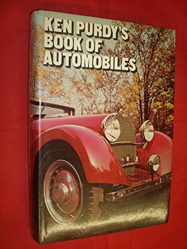 KEN PURDY'S BOOK OF AUTOMOBILES.: Purdy, Ken.