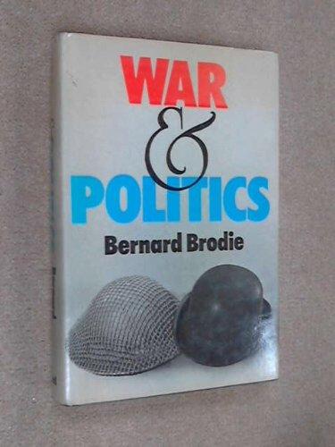 9780304293537: War and Politics