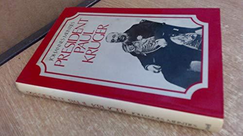 President Paul Kruger: Meintjes, Johannes