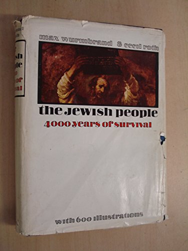 9780304294527: Jewish People: 4000 Years of Survival