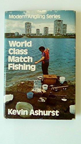 9780304297290: World Class Match Fishing