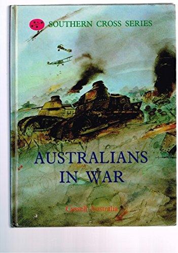 AUSTRALIANS IN WAR: Barnaby, Jane (ed.)