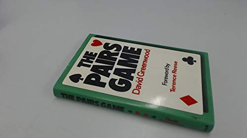 9780304300617: The pairs game