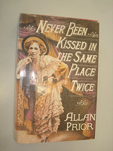 9780304301898: Never Been Kissed in the Same Place Twice