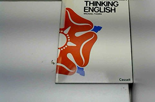 Cassell's Foundation English Series: Thinking English: Students' Book (9780304306251) by Thorn, Michael