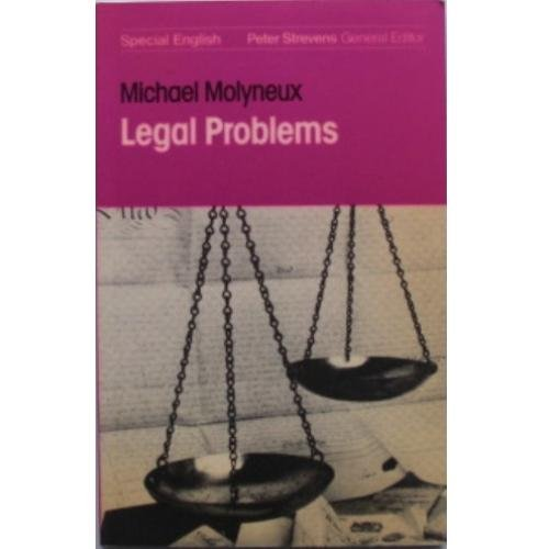 9780304306725: Legal Problems: Special English Series