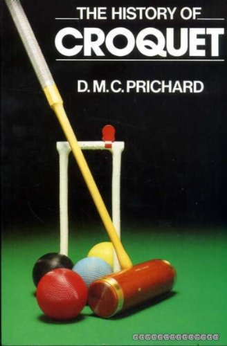History of Croquet: Prichard, D.M.C.