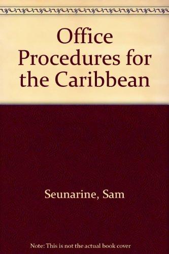 9780304308996: Office Procedures in the Caribbean