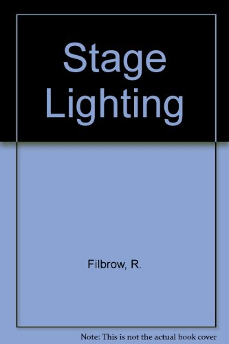 9780304309887: Stage Lighting