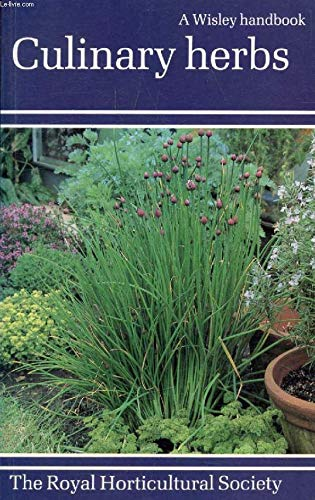 9780304310807: Culinary Herbs (Wisley)