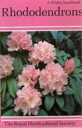 9780304311057: Rhododendrons (Wisley)