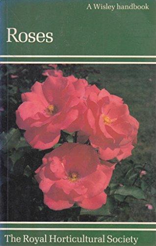 9780304311064: Roses (Wisley Handbook)