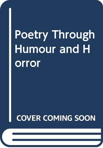 9780304313549: Poetry Through Humour and Horror