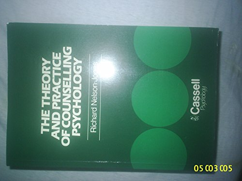 9780304315000: Theory and Practice of Counselling Psychology