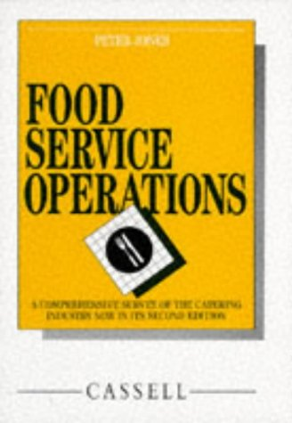 9780304315666: Food Service Operations